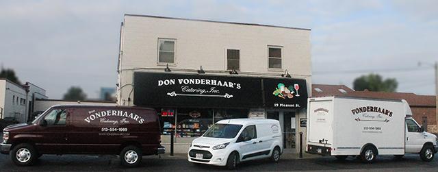Vonderhaar's Catering today